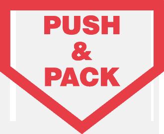 Push & Pack logo footer